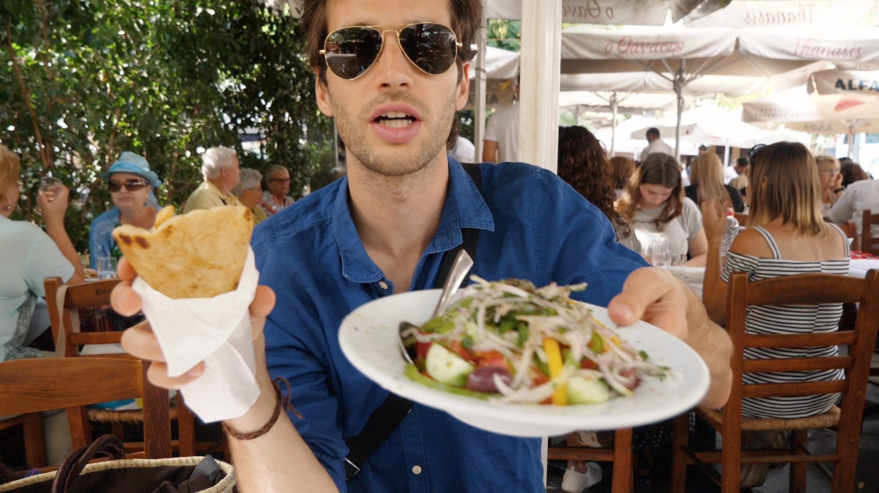 This is What You Should Eat in Athens – Video Guide