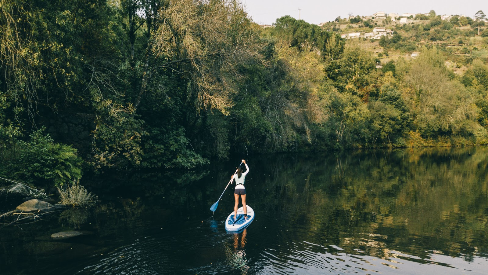 Getting Off the Beaten Path – SUP in the Douro Valley