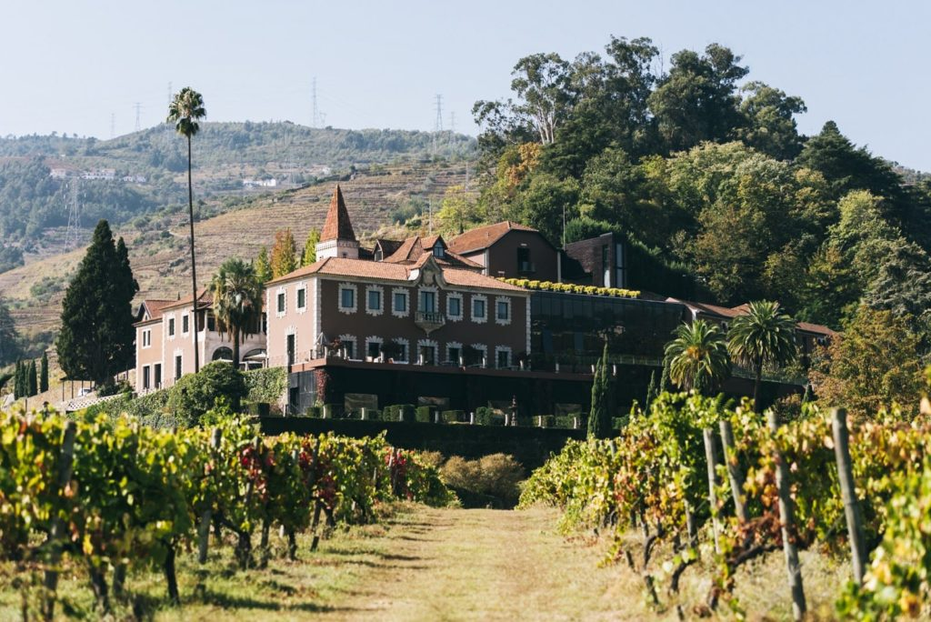 Douro Valley Six Senses