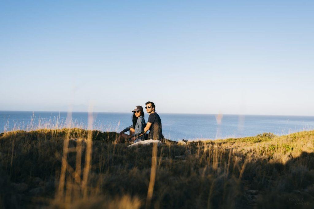 adventure travel couple couple photo