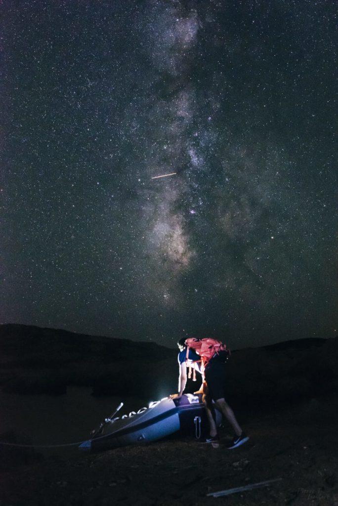 travel photographer night adventure greece