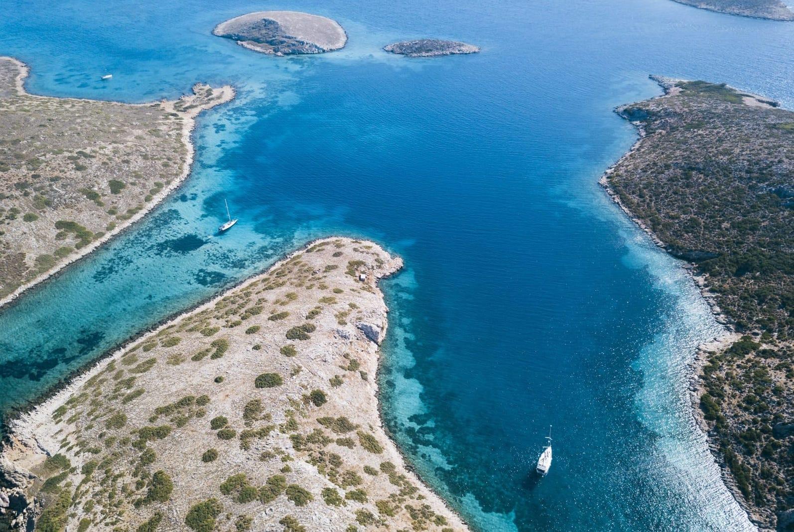 Greek Islands in 20 Photos