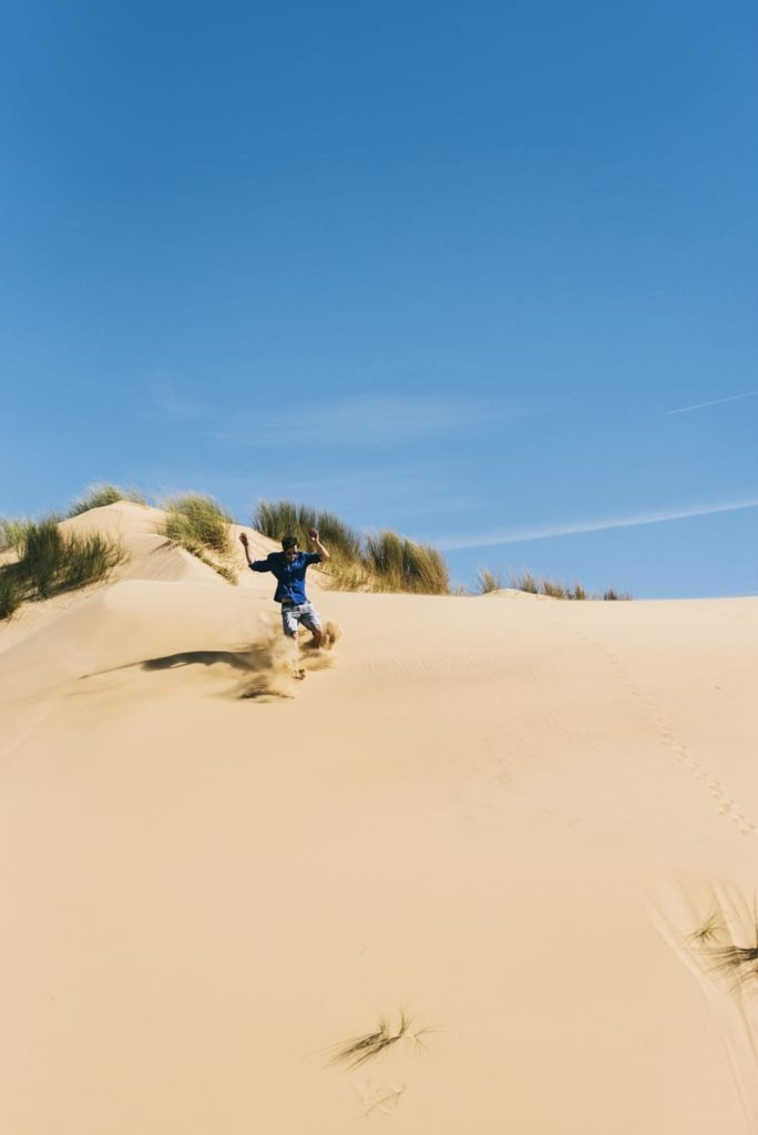 carrapateira algarve sand dune