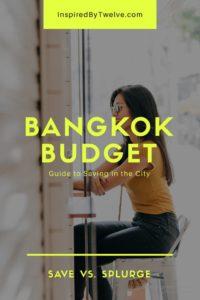 bangkok budget, bangkok cost, bangkok save, bangkok free, bangkok how much to spend, bangkok spending, bangkok travel
