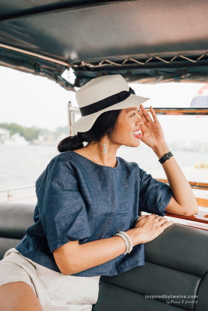 Siam Hotel Private Boat, The Siam Hotel Bangkok, Siam Hotel, Luxury Hotel Bangkok