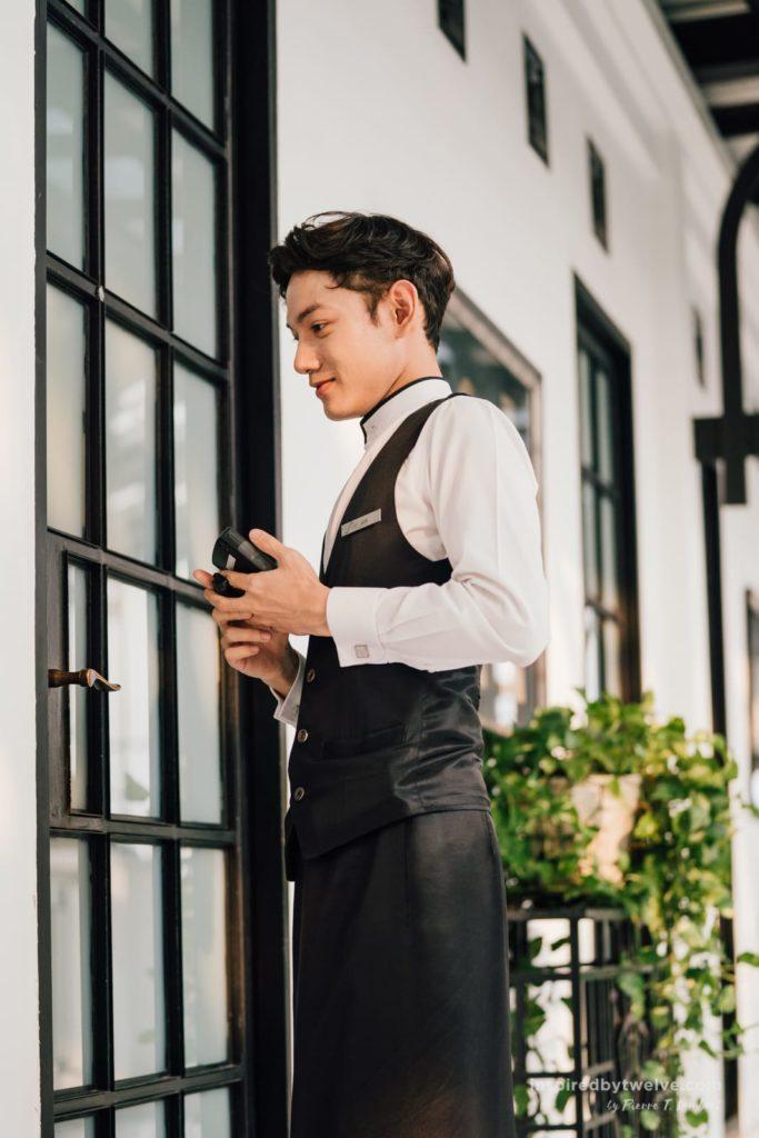 Siam Hotel Butler, The Siam Hotel Bangkok, Siam Hotel, Luxury Hotel Bangkok