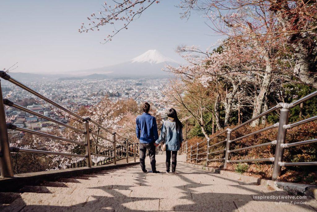 Chureito Pagoda, Mount Fuji Japan, How to Get to Mount Fuji, Chureito Pagoda, How to Get to Chureito Pagoda, Fujiyoshida Japan, Fujiyoshida Travel Japan, Day Trip Mount Fuji, Fujiyoshida Hotel