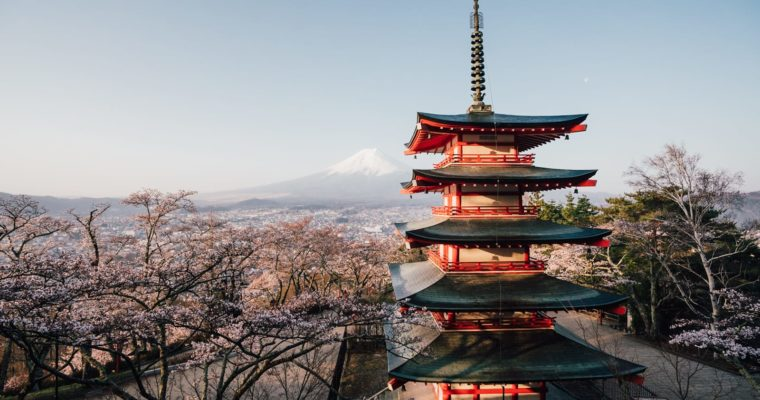 Mount Fuji – Overnight Trip from Tokyo