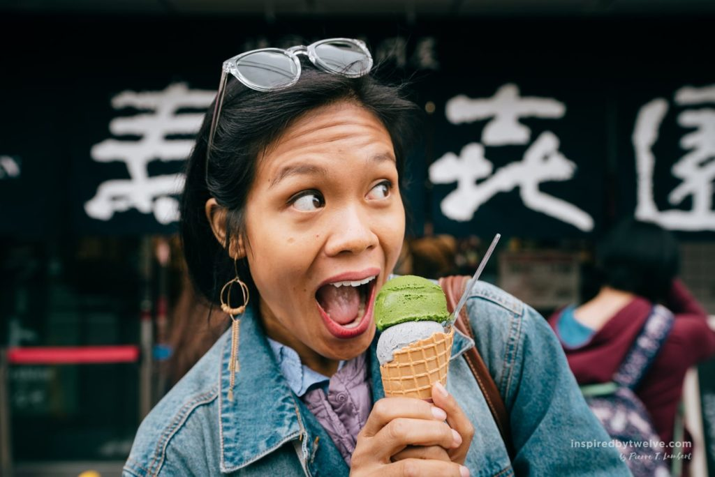 Matcha Ice Cream, Tokyo Travel Guide, 24 Hours in Tokyo, what to do in tokyo, tokyo itinerary