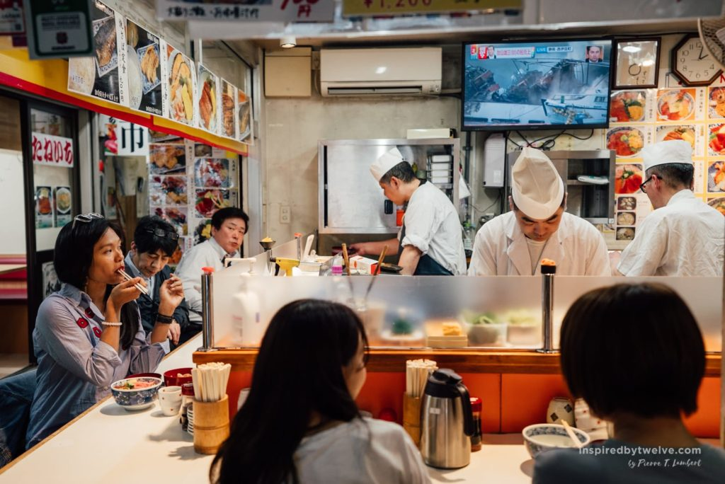 Tokyo Travel Guide, tsukiji market, 24 Hours in Tokyo, what to do in tokyo, tokyo itinerary
