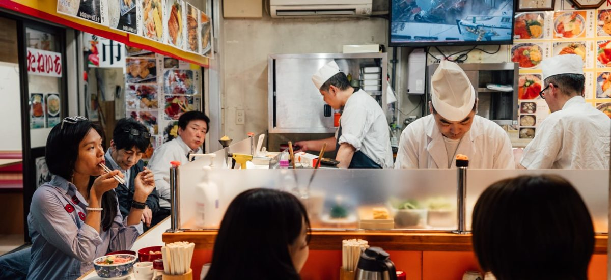 Tokyo Food Guide : What to Eat in Tokyo & Where