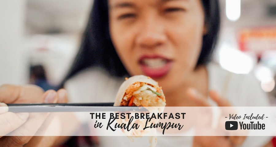 The BEST Street Food & Hawker Center in Kuala Lumpur
