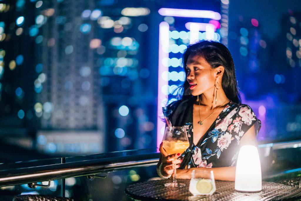 Restaurant Raffles Makati, Rooftop Raffles Makati, Mireio Manila, Raffles Makati, Where to Eat Manila, Luxury Restaurant Manila, Best Restaurant Manila, Best Rooftop Manila, Cocktails Manila, Bars Manila