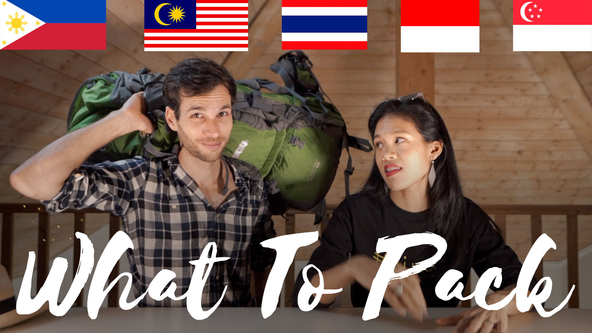 Packing Guide & Cheat Sheet by Trina & Pierre