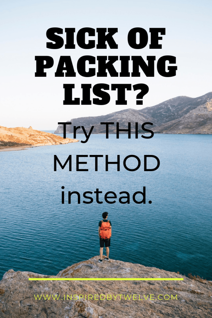 How To Pack World Tour, What to Pack World Tour, Packing World Tour, Packing Long Vacation, What to Pack for Southeast Asia, Clothing World Tour