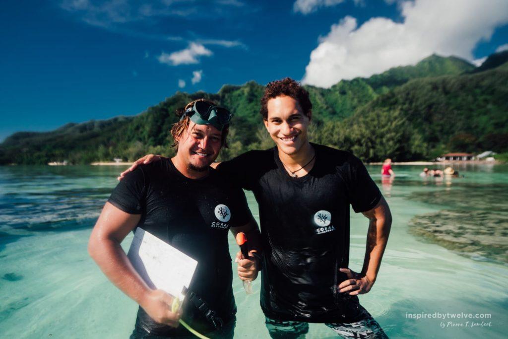 coral gardeners eco tour
