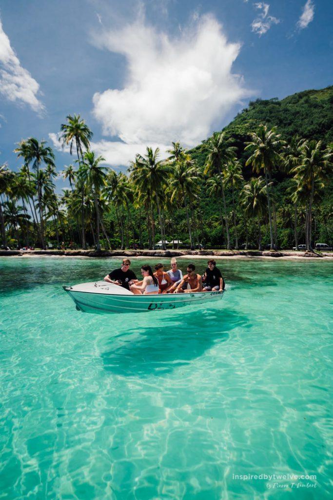 how to travel french polynesia