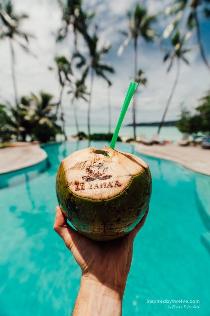 eco friendly hotel french polynesia